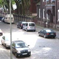 Das Duisburger Ordnungsamt wilderte in Wanheimerort, da auf dieser Straße eh immer 30 gefahren wird, war dieser Einsatz fürn Arsch.