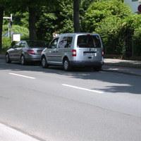 Erneut fiel das Fahrzeug des Duisburger Ordnungsamt unangenehm auf. Diesmal an einem schönen Samstag.