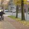 Der weiße Caddy mit eingebauter Abzockergarantie des Duisburger Ordnungsamtes bezog Stellung