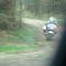 Motorrad vom Meßbeamten(4ter Weg). Bild leider schlecht.