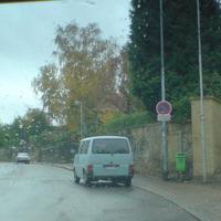 Ordnungsamt Eppingen mit  Lieblingsmessfahrzeug HD-AD 625
