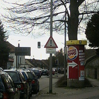 Die Pyrmonter Straße und auch die Straße Richtung Groß Berkel ist die beliebteste Messtelle für beide Richtungen. Wahlweise mit Tonne oder TF Speedophoto aus nem Silbernen Opel Astra.
