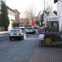 VW Passat Kombi TDI silbermetallic MKK-A 111