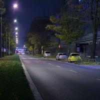 Leider meine einzige Bilderserie vom mehrwöchigen Testbetrieb der eso ES3.0 in Nürnberg.