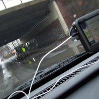 Unfreundliche Leute bei der Laserkontrolle! Bildquelle: http://radarfalle.jimdo.com/