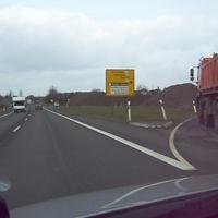 Anfahrtansicht... Bildquelle: http://radarfalle.jimdo.com/