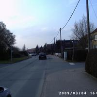Anfahrtsansicht Richtung Zierow, aus Wismar raus