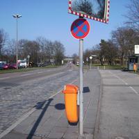 Bayernstraße ein Klassiker... Verkerhrsüberwachung im abendlichen Berufsverkehr: Heute mal mit Video und nicht wie so häufig per Radar.