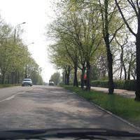 Messfahrzeug VW T 4 weiss ( L - 3066 ) u. ca. 300 m weiter wurde durch die Herren in grün gleich abkassiert . ( Abzocke )