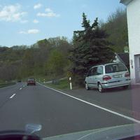 Leider heute ohne Anfahrtansicht.  Wegen der viele Unfälle wird hier öfters kontrolliert.  Bildquelle: www.radarfalle.jimdo.com