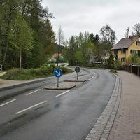 Messung durch Fa. GKVS i. A. d. Gem. Ammerndorf; Erkennungschance: gering