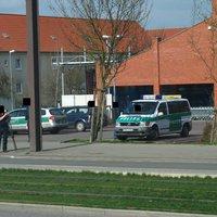 Ein unbekanntes Laserteam tauchte gestern an verschiedenen Stellen in Schwerin auf. Der Meß- + Anhalteplatz (Lidl-Parkplatz) war völlig ungewöhnlich.
