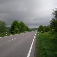 Fahrtrichtung Ebermannstadt