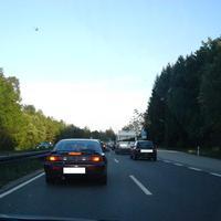 Leider  konnte ich nicht fruher dar fahren und wenn ich kamm war wegen einer Unfall stau unfd gleich abbau :((
