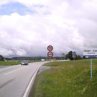 Richtung Wolfratshausen