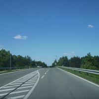 Anfahrtsansicht kurz vor der Sauerbruchstraße.