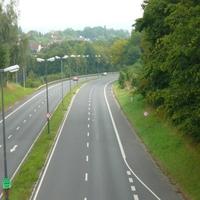 Blick von der Buger Straße aus