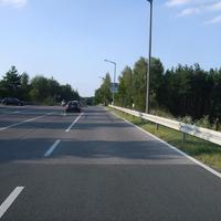 Heute wurde der Marthweg mal mit einem Zivilfahrzeug der Verkehrspolizeiinspektion Süd bemessen.
