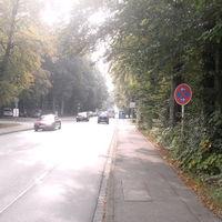 Richtung Süden/Friedhof/Stein/Bad Tölz
