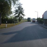 Anfahrtsansicht Höhe Grabbestraße