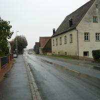 Fahrt in Richtung Eckental