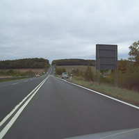 Anfahrsansicht  aus Trier kommend Bildquelle: http://radarfalle.jimdo.com/