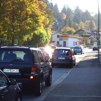 Hier in Richtung Mittenwald. Gemessen hat wieder mal die ZKVS Oberland aus Bad Tölz. Es war wieder mal ein sehr netter Meßbeamter vor Ort. Viele Grüße an dieser Stelle.