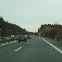 Hinter der AS Breitengüßbach-Süd gilt weiterhin 120km/h als Obergrenze
