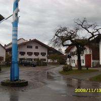 Anfahrtsansicht. Kreuzung  Buchberger/Wolfratshausener Strasse