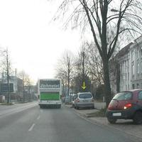 Anfahransicht von Bad Schwartau kommend ...