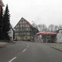 Ortsausgang Richtung Bezgenriet.
