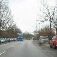 Anfahransicht in Rtg. zum Citti-Park von der Ziegelstrasse kommend.