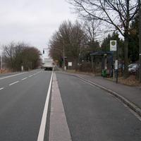 Messung Richtung Erlangen