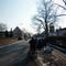 Diese Stelle wird normalerweise auch in beide Fahrtrichtungen überwacht. Die Sonne hatte heute jedoch etwas dagegen.