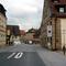 Anfahrtsansicht am Beginn des Innenstadtkerns.