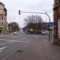 Rotlichtblitzer Müllerstr.