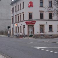 Rotlichtblitzer Clausstr., 09126  Chemnitz,