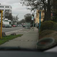 Überblick über die Straße