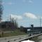 A1 Fahrtrichtung Wil - St. Gallen; Messeinheit in der Leitplanke