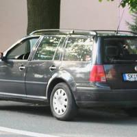 Hier noch einmal der Messwagen der PD Süd des Landes Sachsen-Anhalt mit dem Traffipax Speedophot im Heck.
