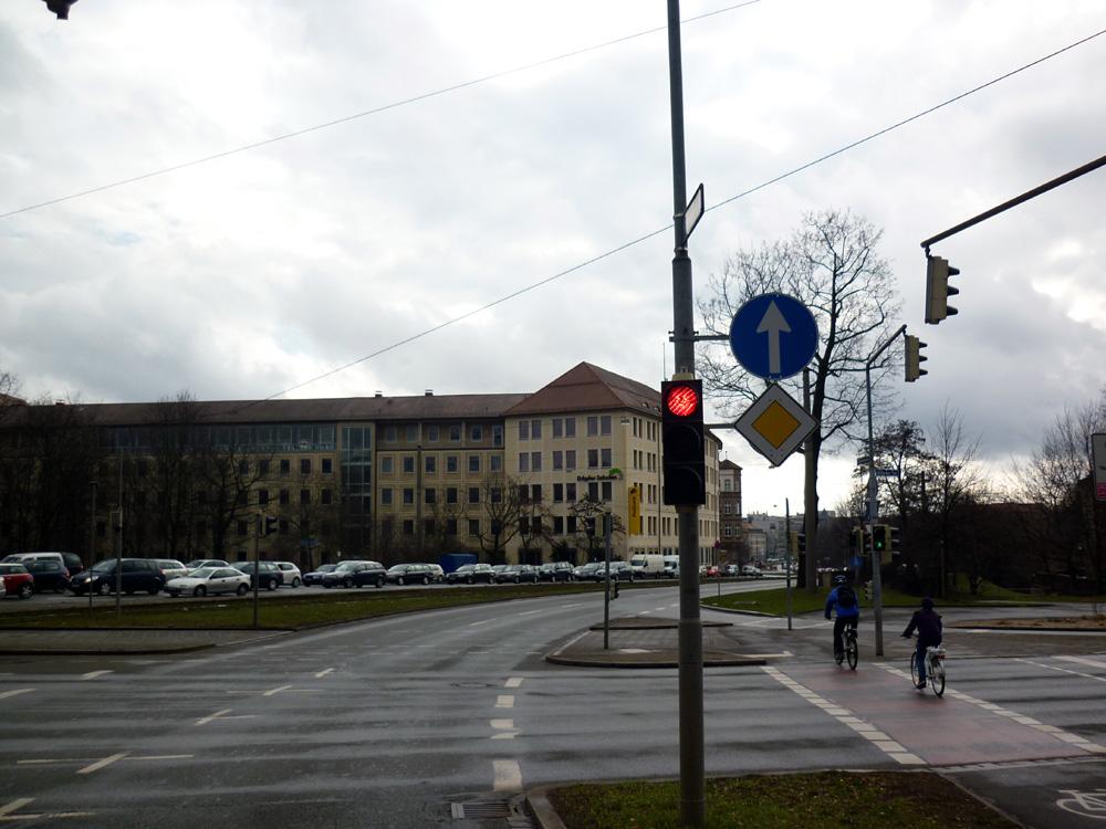 Blitzer Nürnberg
