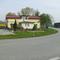 Ich komme aus Rambow.Links gehts nach Gadebusch. Rechts nach Wismar & zur A20.