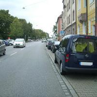 Anschließend ging es dann in die Vogelweiherstraße.