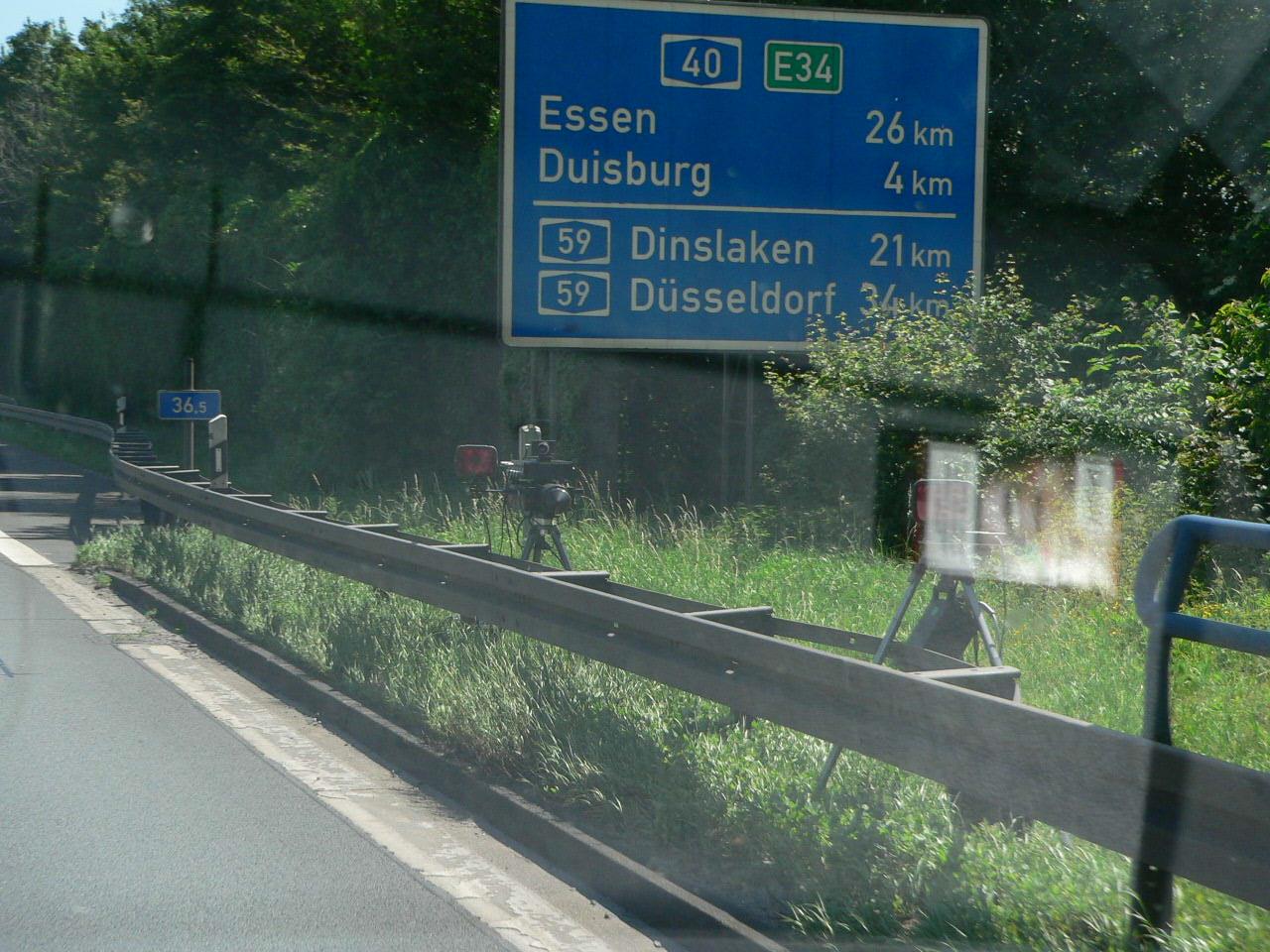 Blitzer Duisburg