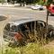 Der Opel aus Remscheid hatte sich heute verirrt, RS-CD 408, Neuenhofer Str Fahrtrichtung Innenstadt, bergauf, Ecke Im Woll
