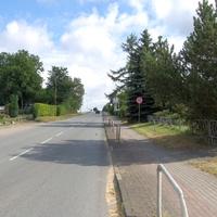 Ansicht in Rtg. Schwerin.