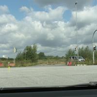 Übersicht zur Mess-Stelle Baltische Allee, Zufahrtstrasse zur A 20...