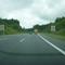 Zum Aufnahmezeitpunkt galt hier Tempo 80! Mittlerweile gilt wieder die reguläre Beschränkung auf 100 km/h.