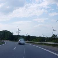 """Anfahrt auf die sehr oft bemessene Stelle: """"A24 Dreieck Wittstock Rtg. Hamburg"""". Auf dem gesamten Abschnitt gilt Tempo 100."""