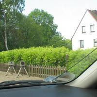 Blitzgeschirr in Rtg. Stockelsdorf